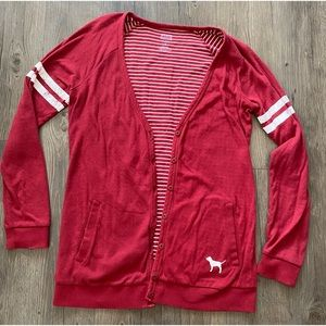 PINK Victoria's Secret Indiana University sweater